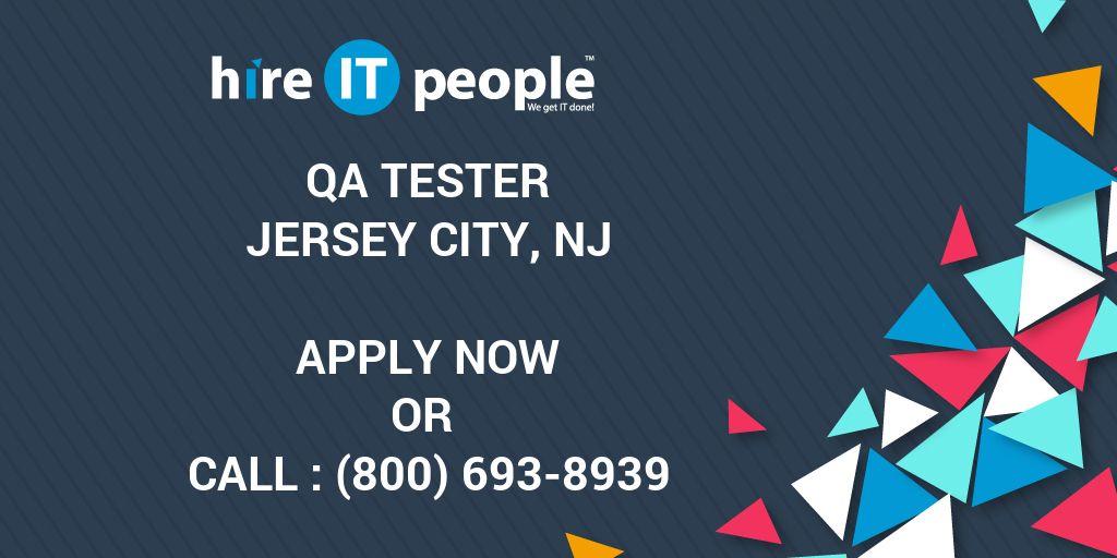 qa tester - hire it people