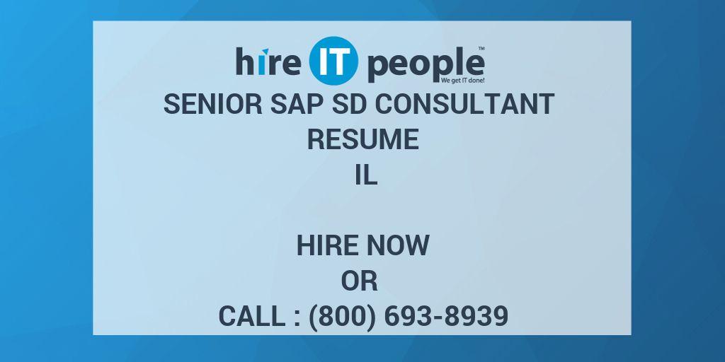 Sap Sd Consultant Resume. sap consultant resume physic minimalistics ...