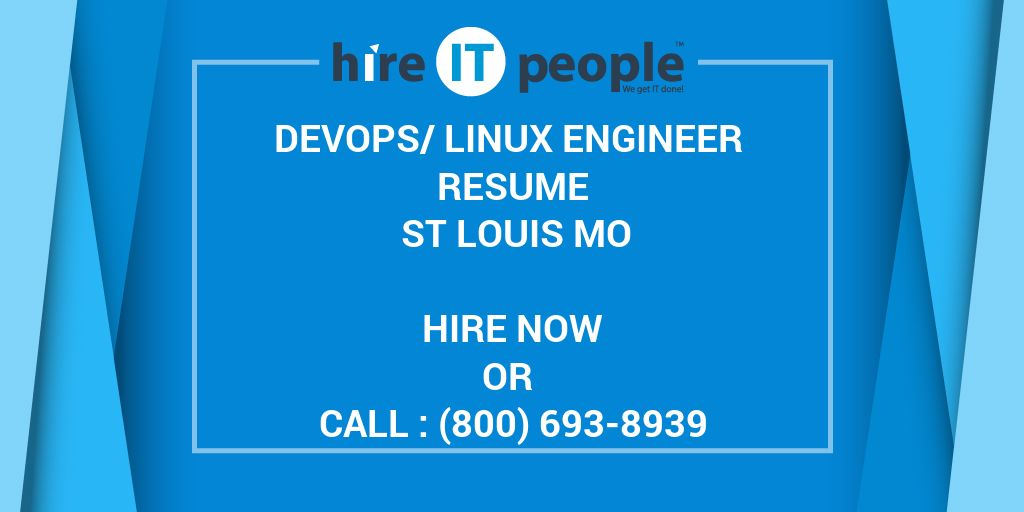 Beautiful St Louis Engineering Resume Mold - Best Resume Examples by ...