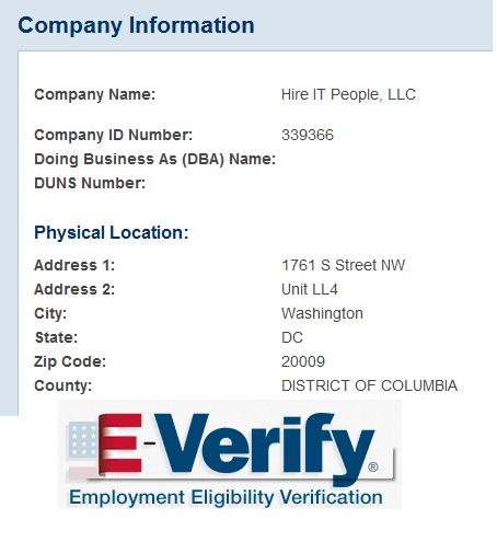 H1B Transfer - Hire IT People - We get IT done